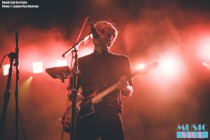 Death Cab For Cutie at TURF 2016 - photo by Janine Van Oostrom, Music Vice Magazine