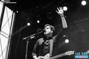 Jimmy Eat World at TURF 2016 - photo by Janine Van Oostrom, Music Vice Magazine