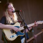 Julia Jacklin at TURF 2016 - photo by Janine Van Oostrom, Music Vice Magazine