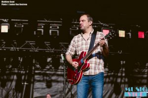 Matthew Good at TURF 2016 - photo by Janine Van Oostrom, Music Vice Magazine