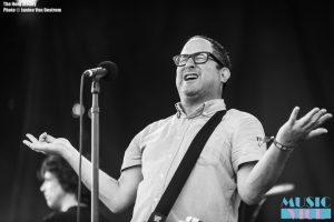 The Hold Steady at TURF 2016 - photo by Janine Van Oostrom, Music Vice Magazine