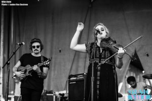 Wild Child at TURF 2016 - photo by Janine Van Oostrom, Music Vice Magazine