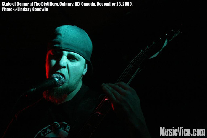 Verse Is Everything at The Distillery, Calgary, 23 December, 2009 – Review and Photos