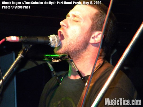 Tom Gabel and Chuck Ragan at the Hyde Park Hotel, Perth, WA – Review and Photos