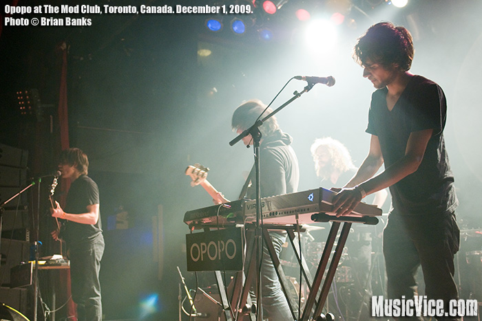 Opopo at The Mod Club