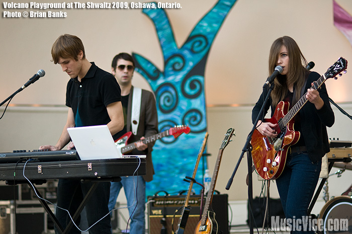 The Shwaltz Music Festival, Oshawa, Ontario, 19 September 2009 – Live Review and Photos