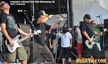 Warped Tour 2008 - Pennywise
