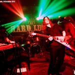 Slyde at Hard Luck, Toronto, 14 October 2011 - photo by Brian Banks, Music Vice
