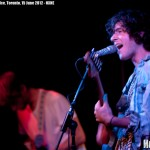Oberhofer at Lee's Palace, Toronto, NXNE 2012 - photo by Brian Banks, Music Vice
