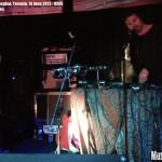 Young Magic at Wrongbar, Toronto - photo Glyde Barbey, Music Vice