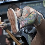 Obey The Brave - photograph Leanne Trauzzi, Music Vice Magazine