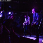The Flatliners at Sneaky Dee's - Gig review