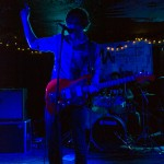 Bike Thiefs at Sneaky Dees, CMW 2015 - photo Lucy Sky