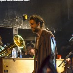 Edward Sharpe and the Magnetic Zeros at the Mod Club, Toronto - photo Alyna Paddon, Music Vice