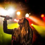 Kiki Rowe at Wayhome x showcase at CMW, Mod Club, Toronto - photo Maddy Oxenham, Music Vice